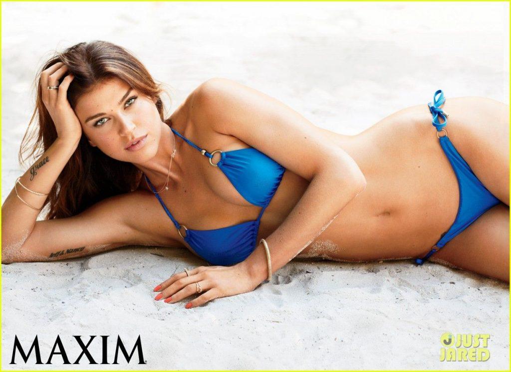Adrianne Palicki Bikini Photo
