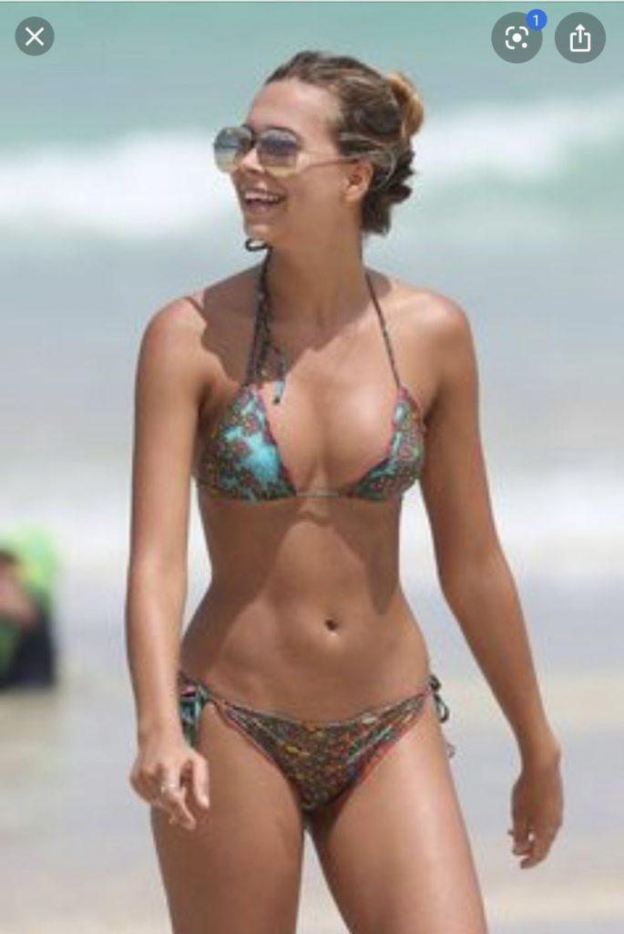 Arielle Kebbel Bikini Photo