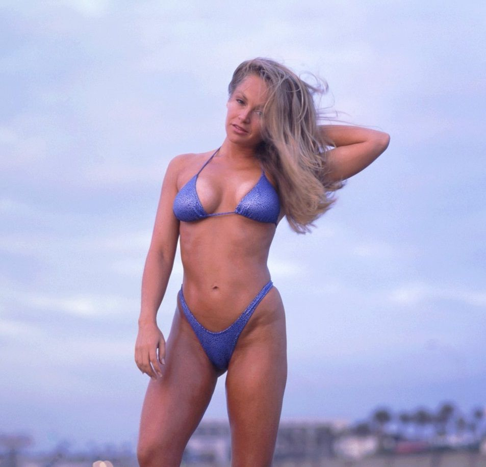 Charlene Tilton Bikini Photo