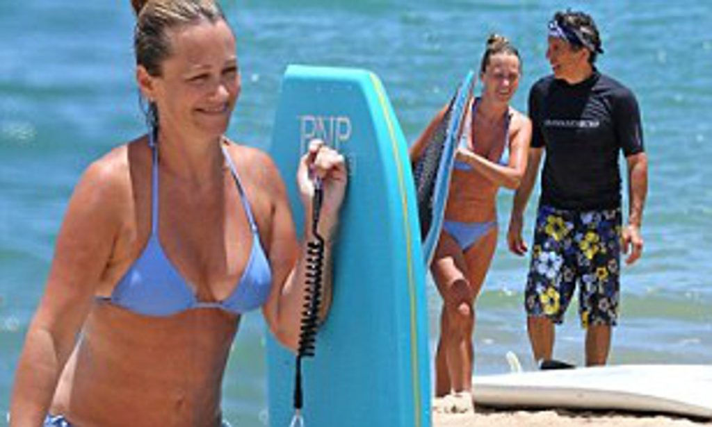 Christine Taylor Bikini Photo