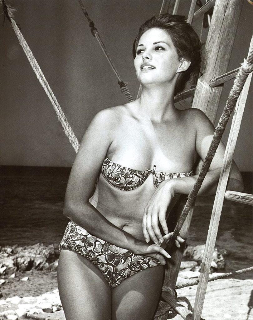Claudia Cardinale Bikini Photo