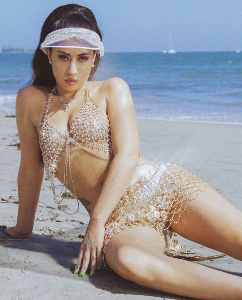 Kali Uchis Bikini Photo