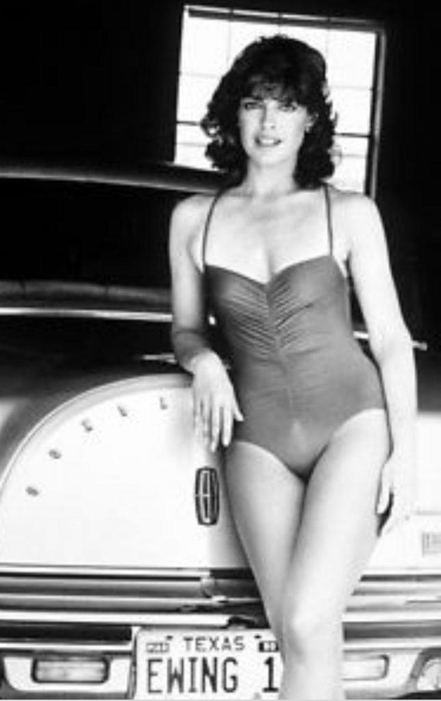 Linda Gray Bikini Photo