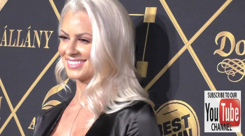 Maryse Ouellet Bikini Body Height Weight Nationality Net Worth