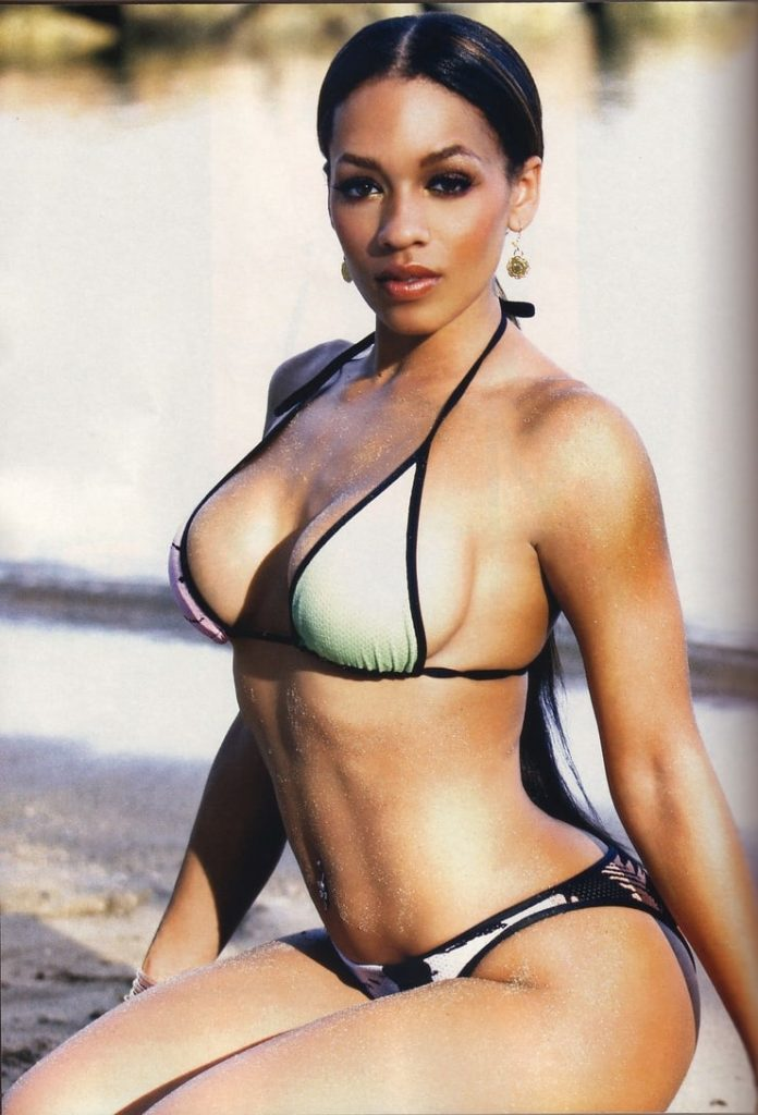 Melyssa Ford Bikini Photo