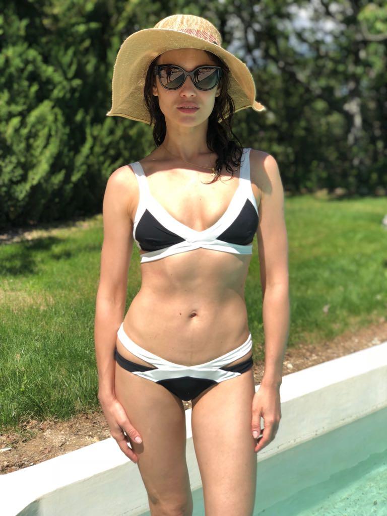 Olga Kurylenko Bikini Photo