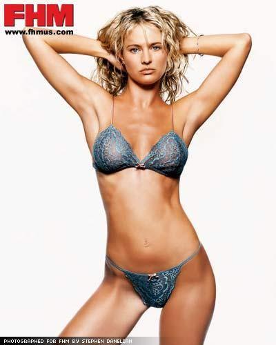 Sharon Case Bikini Photo