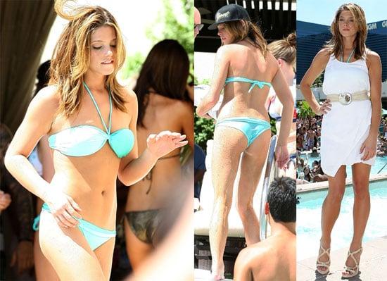 Ashley Greene Bikini Photo
