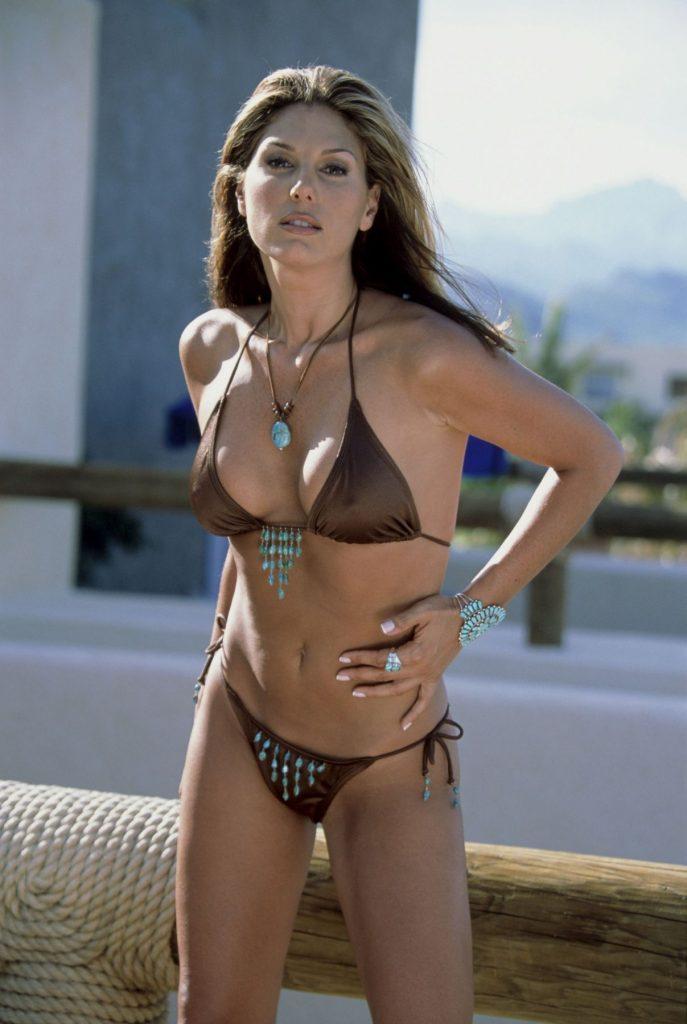 Daisy Fuentes Bikini Photo