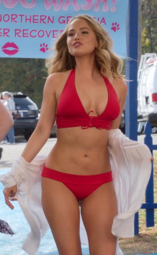 Debby Ryan Bikini Photo