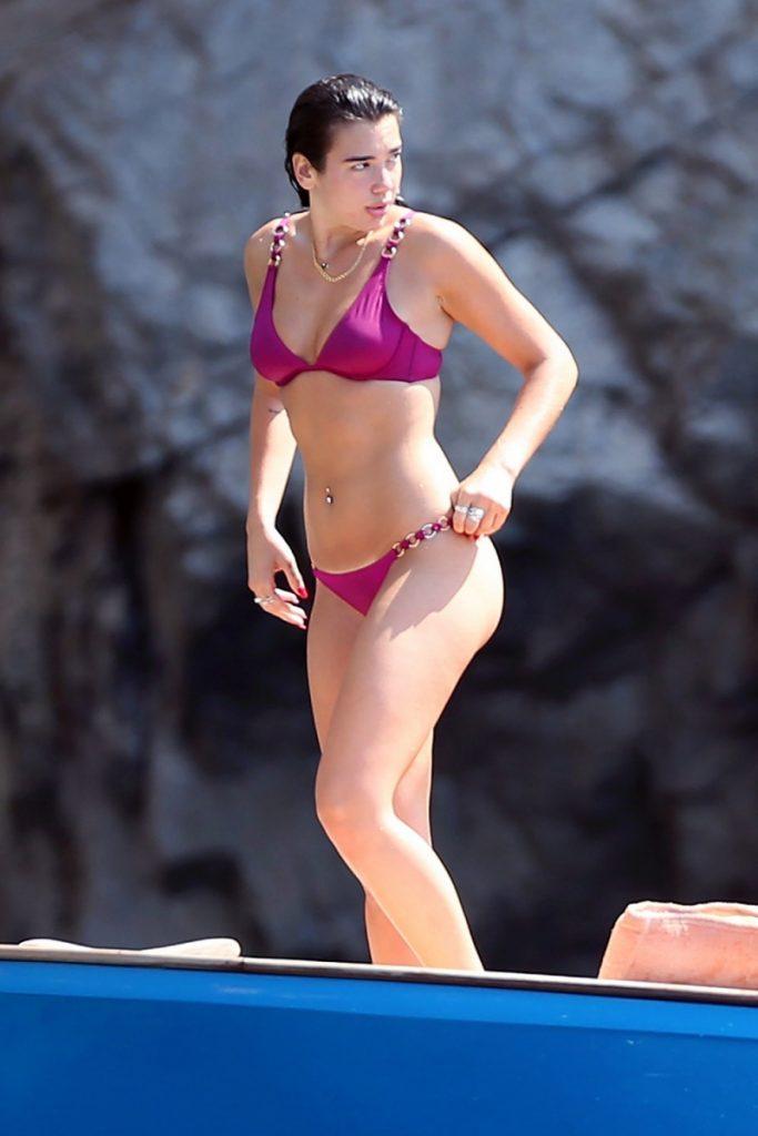 Dua Lipa Bikini Photo