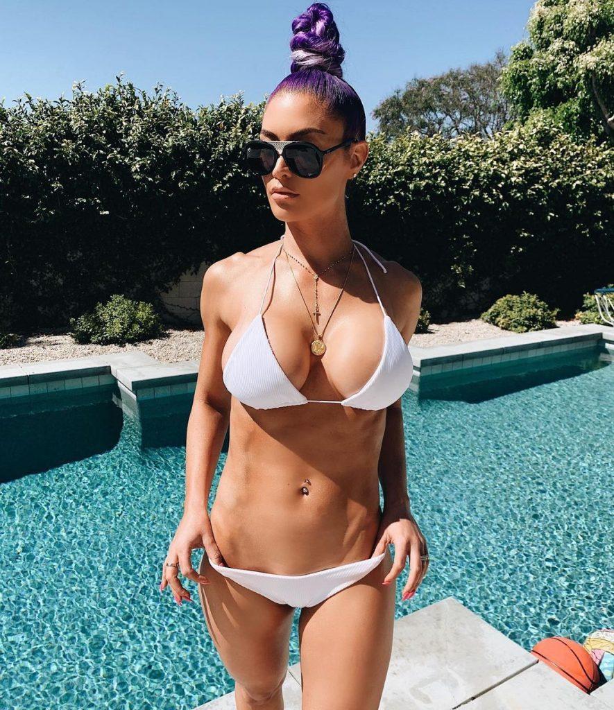 Eva Marie Bikini Photo