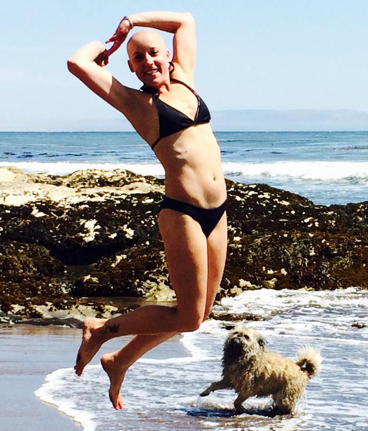 Joan Lunden Bikini Photo