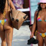 Karrueche Tran Bikini Body Height Weight Nationality Net Worth