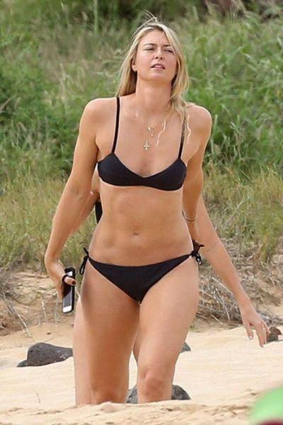 Maria Sharapova Bikini Photo