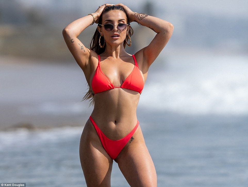 Pat Benatar Bikini Photo