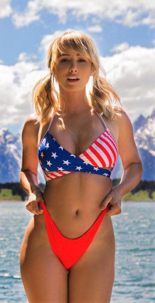 Sara Underwood Bikini Photo