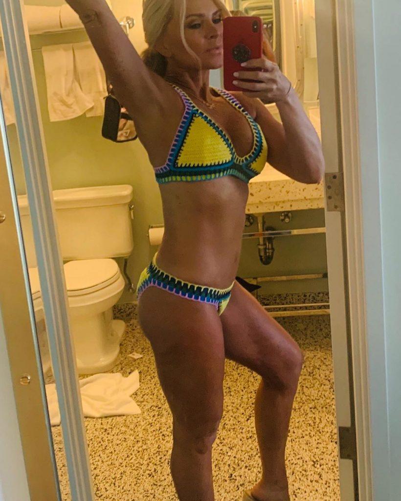 Tamra Judge Bikini Photo