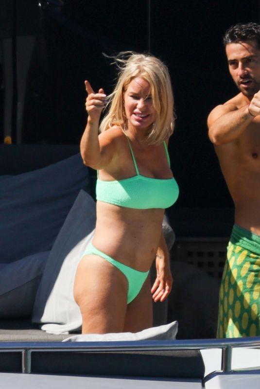 Caroline Stanbury Bikini Photo