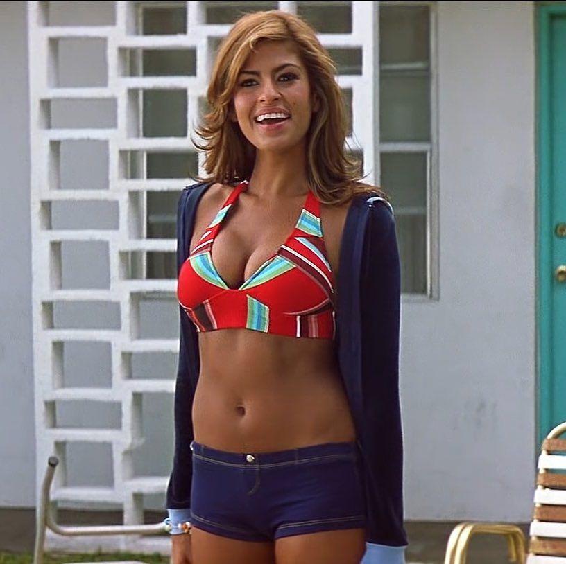Eva Mendes Bikini Photo