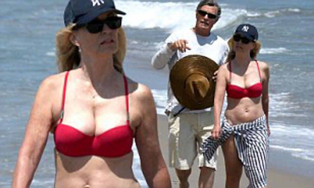 Jessica Lange Bikini Photo