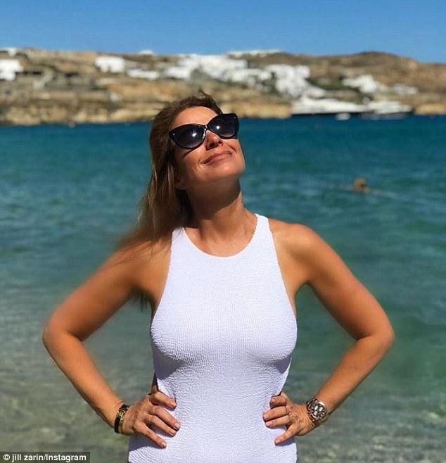 Jill Zarin Bikini Photo