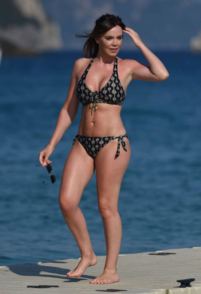 Megan Boone Bikini Photo