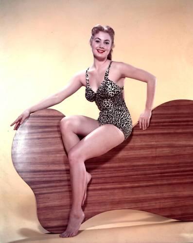 Shirley Jones Bikini Photo